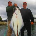 Salmon Halibut Charter Fishing Icy Straits AK