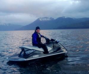 Jet Ski Adventures in AK.