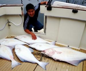 Salmon & Halibut Charter Fishing